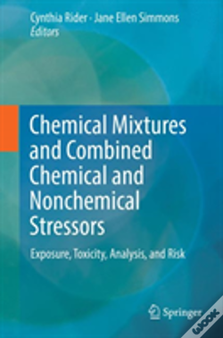 Wook.pt - Chemical Mixtures And Combined Chemical And Nonchemical Stressors