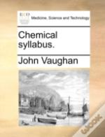 Chemical Syllabus.