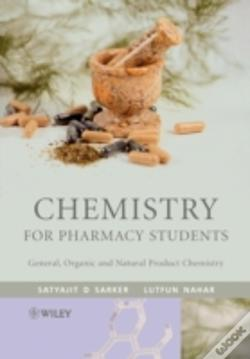 Wook.pt - Chemistry For Pharmacy Students