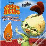 Chicken Little - Livro para Colorir com Autocolantes