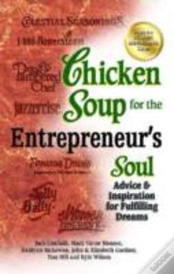 Wook.pt - Chicken Soup For The Entrepreneur'S Soul