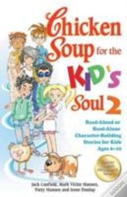 Wook.pt - Chicken Soup For The Kid'S Soul 2