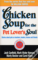 Chicken Soup For The Pet Lover'S Soul
