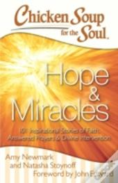 Chicken Soup For The Soul: Hope And Miracles