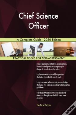 Wook.pt - Chief Science Officer A Complete Guide - 2020 Edition