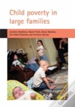 Child Poverty In Large Families