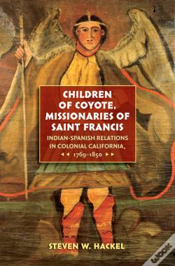 Wook.pt - Children Of Coyote, Missionaries Of Saint Francis