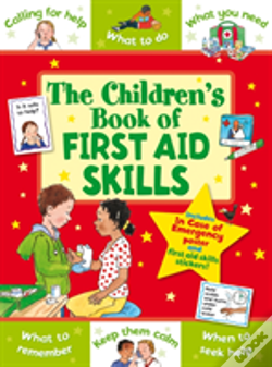 Wook.pt - Childrens Book Of First Aid Skills