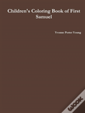 Children'S Coloring Book Of First Samuel