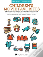 Children'S Movie Favorites 2nd Edition (Easy Piano)