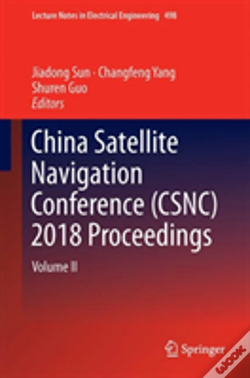Wook.pt - China Satellite Navigation Conference (Csnc) 2018 Proceedings