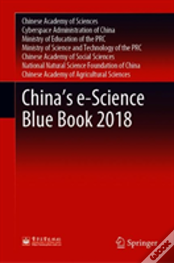 Wook.pt - China'S E-Science Blue Book 2018