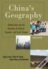 Chinas Geography 3ed