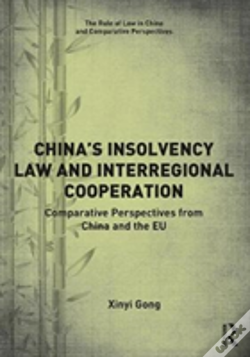 Wook.pt - China'S Insolvency Law And Interregional Cooperation