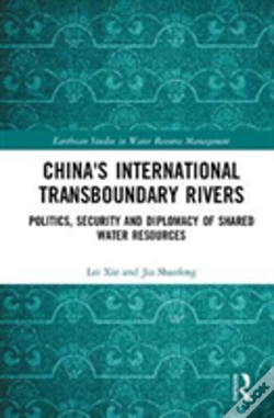 Wook.pt - China'S International Transboundary Rivers
