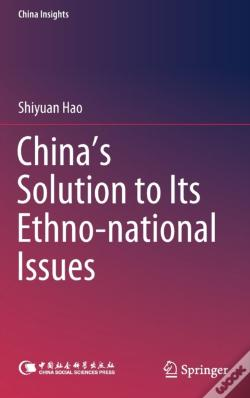 Wook.pt - China'S Solution To Its Ethno-National Issues