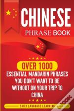 Chinese Phrase Book
