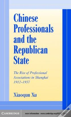 Wook.pt - Chinese Professionals And The Republican State