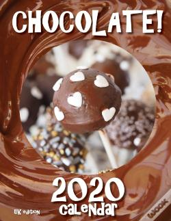 Wook.pt - Chocolate! 2020 Calendar (Uk Edition)