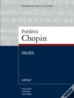 Wook.pt - Chopin: Valses for Piano
