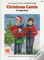 Christmas Carols For Easy Piano