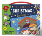 Christmas Floor Puzzle: The Story Of Christmas