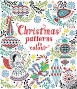 Wook.pt - Christmas Patterns To Colour