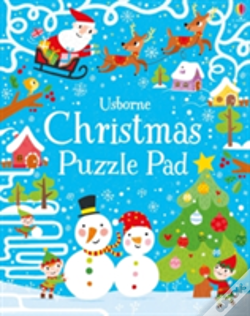 Wook.pt - Christmas Puzzles Pad