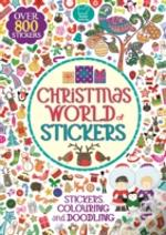 Christmas World Of Stickers