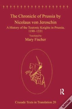 Wook.pt - Chronicle Of Prussia By Nicolaus Von Jeroschin