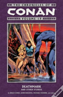 Wook.pt - Chronicles Of Conan Volume 19 Deathmark