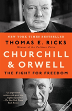 Wook.pt - Churchill And Orwell