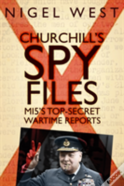 Wook.pt - Churchill'S Spy Files