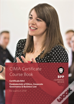 Cima Ba4 Fundamentals Of Ethics, Corporate Governance And Business Law