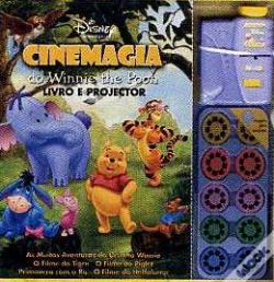 Wook.pt - Cinemagia do Winnie The Pooh - Livro e Projector