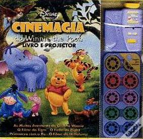 Cinemagia do Winnie The Pooh - Livro e Projector