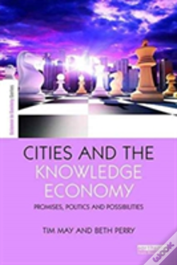 Wook.pt - Cities And The Knowledge Economy
