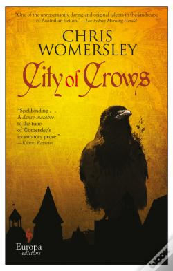 Wook.pt - City Of Crows