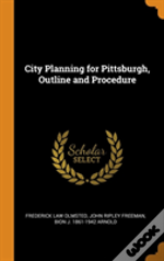 City Planning For Pittsburgh, Outline And Procedure