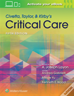 Wook.pt - Civetta And Taylors Critical Care 5e