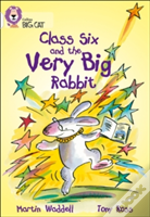 Class Six And The Very Big Rabbitband 10/White