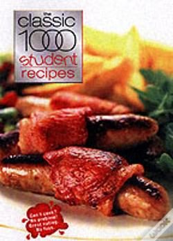 Wook.pt - Classic 1000 Student Recipes