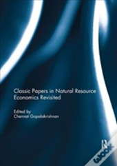 Classic Papers Natural Resource Eco