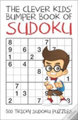 Wook.pt - Clever Kids Bumber Book Of Sudoku