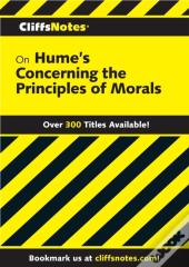 Cliffsnotes On Hume'S Concerning Principles Of Morals