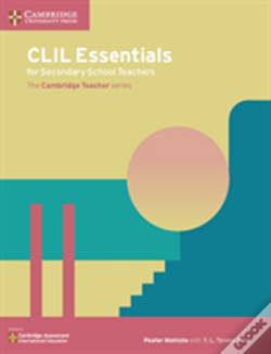 Wook.pt - Clil Essentials For Secondary School Teachers