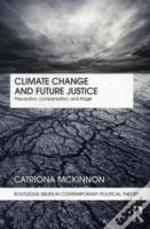 Climate Change And Future Justice