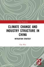 Climate Change And Industry Structure In China