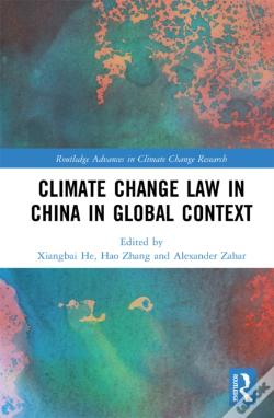 Wook.pt - Climate Change Law In China In Global Context