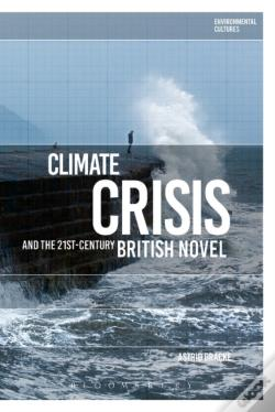 Wook.pt - Climate Crisis And The 21st-Century British Novel